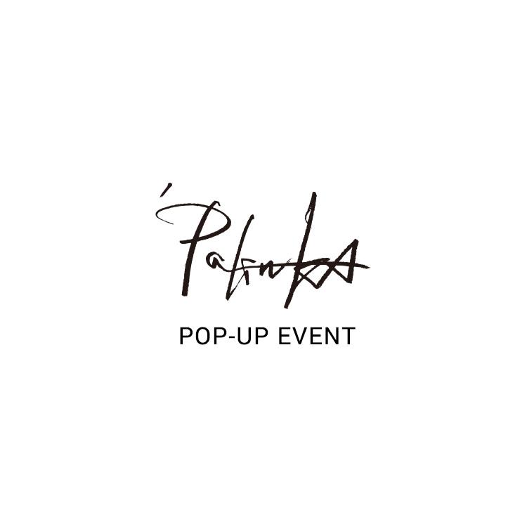 'PalinkA POP-UP EVENT @SHINJUKU