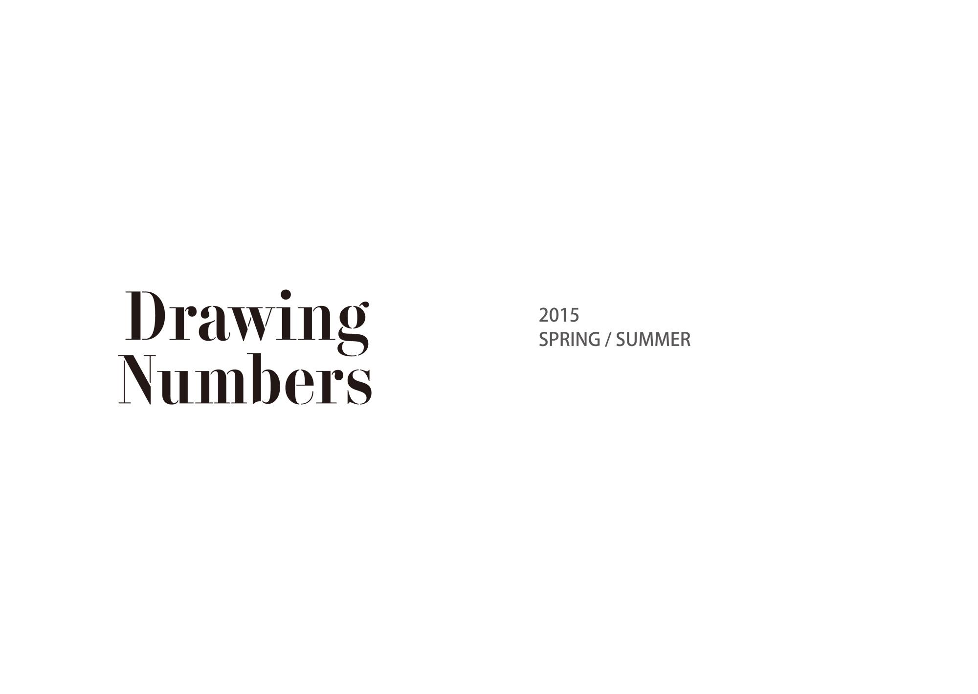2015 SPRING / SUMMER 1