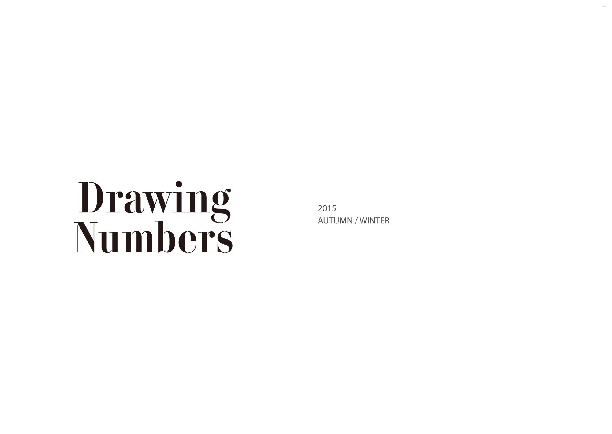 2015 AUTUMN / WINTER 1