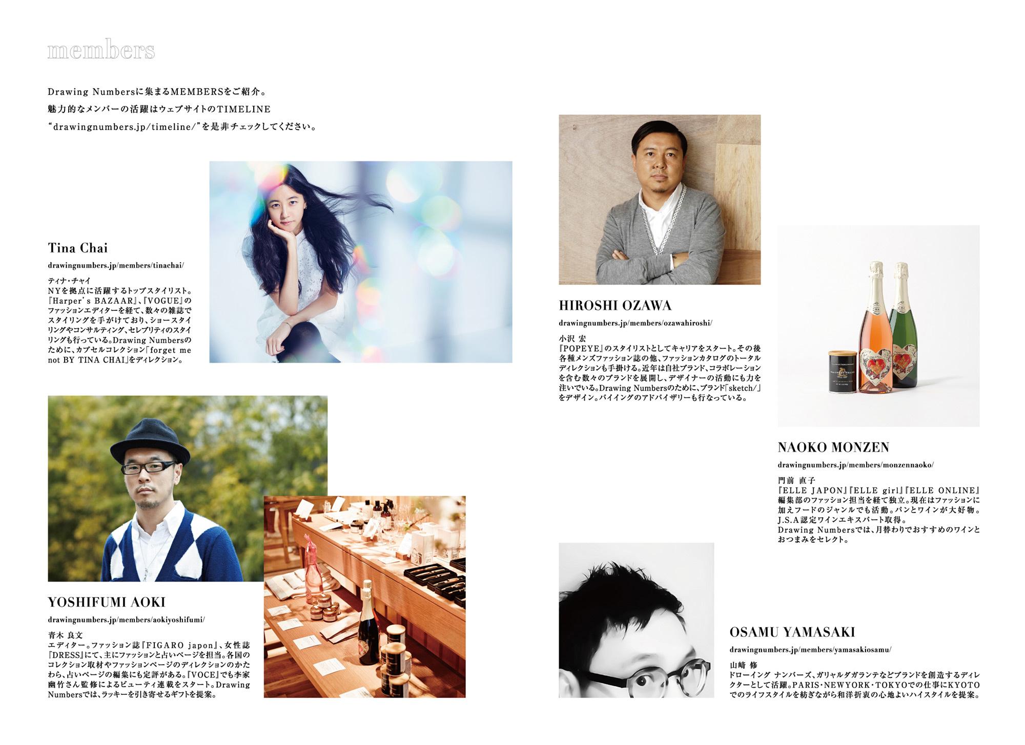 2014 SPRING / SUMMER 15