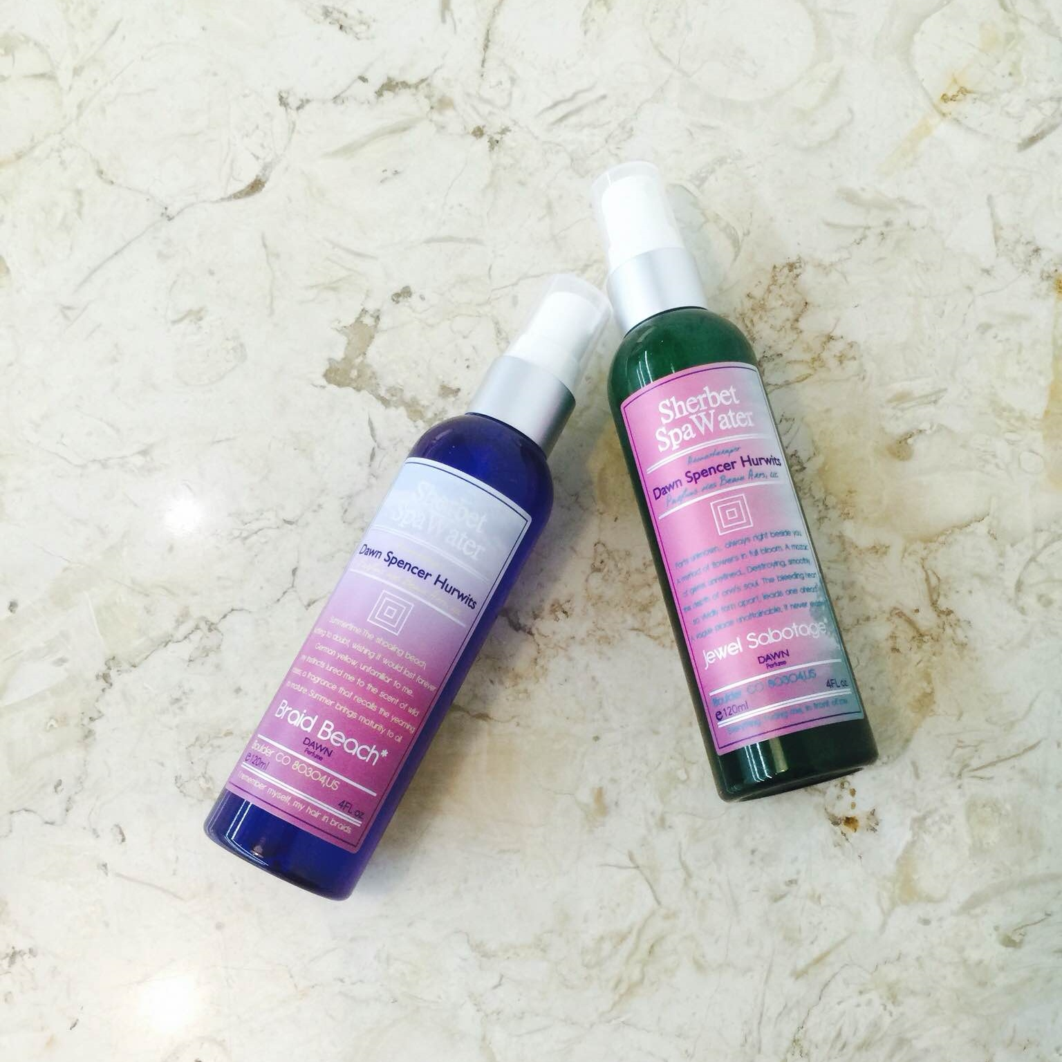DAWN Perfume「BODY LOTION」new release
