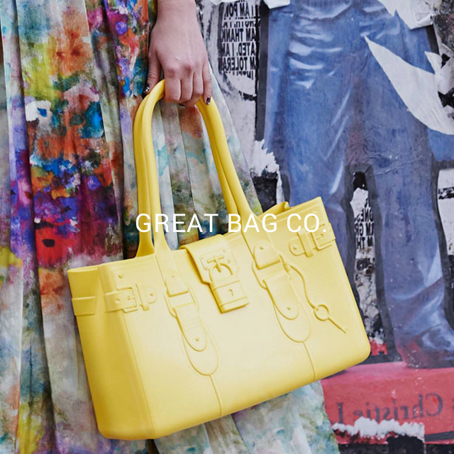 POP UP EVENT – GREAT BAG CO.