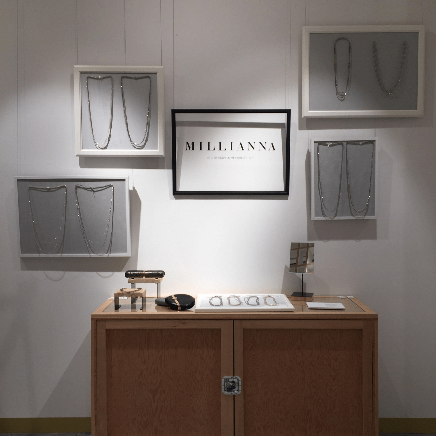 MILLIANNA 2017 SPRING/SUMMER COLLECTION EVENT START