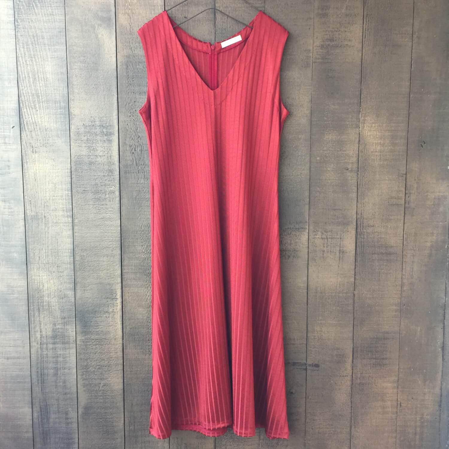 DRAPE ONE-PIECE