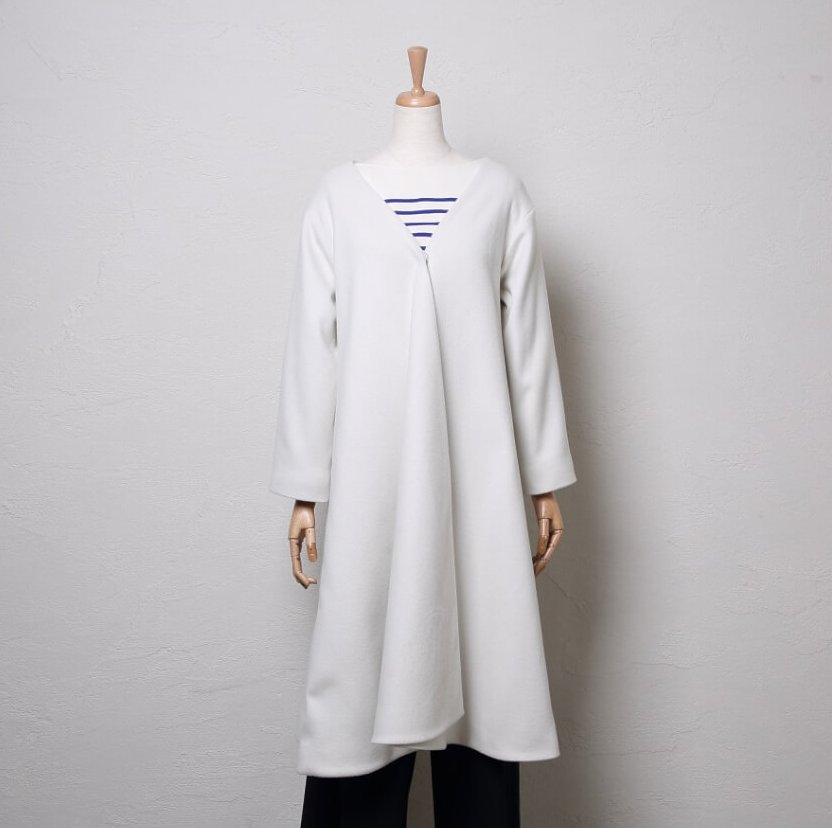 COAT ¥74,000+tax Drawing Numbers