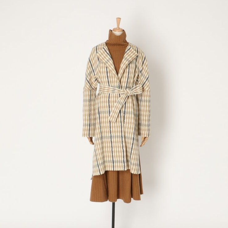 COAT ¥130,000+tax Drawing Numbers