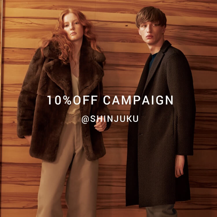 ルミネカード10%OFFキャンペーン START!!