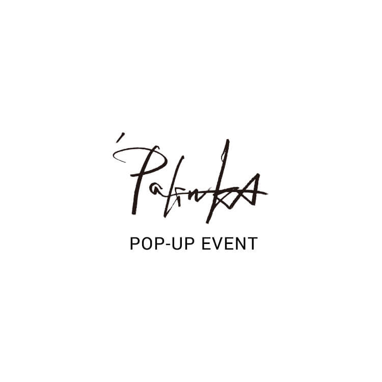 'PalinkA POP-UP EVENT @SHINJUKU