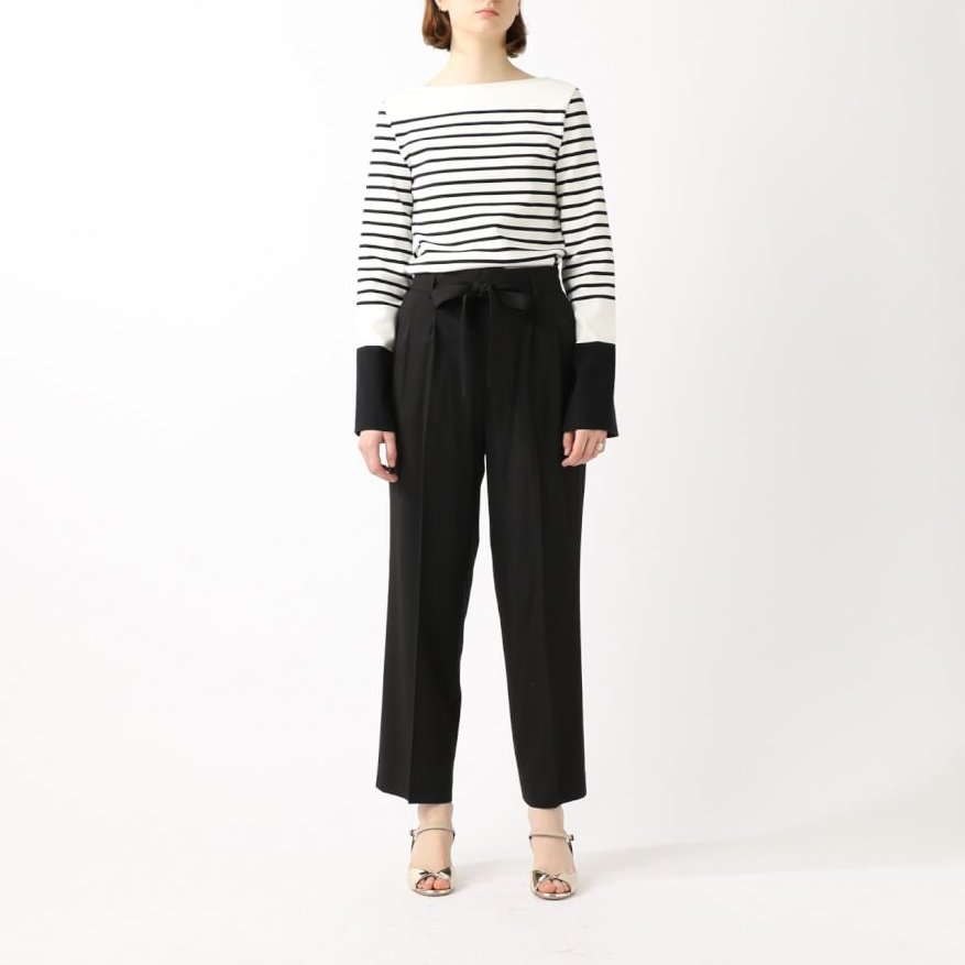 TOPS 22,000円+tax INSCRIRE/PANTS 30,000円+tax Drawing Numbers