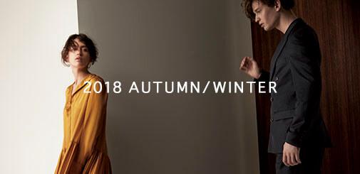 カタログバナー 2018 AUTUMN / WINTER