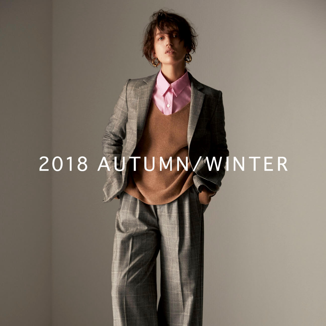 2018 AUTUMN/WINTER CATALOG in store