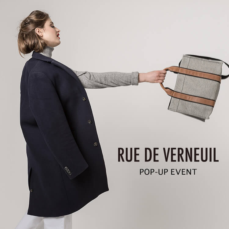 RUE DE VERNEUIL POP-UP EVENT@shinjuku