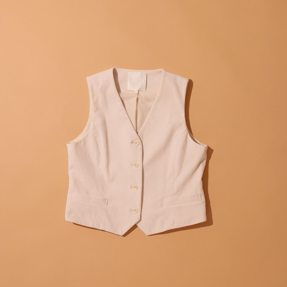 VEST 28,000円+tax/Drawing Numbers