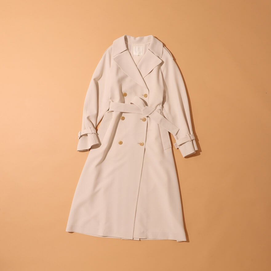 COAT 64,000円+tax/Drawing Numbers