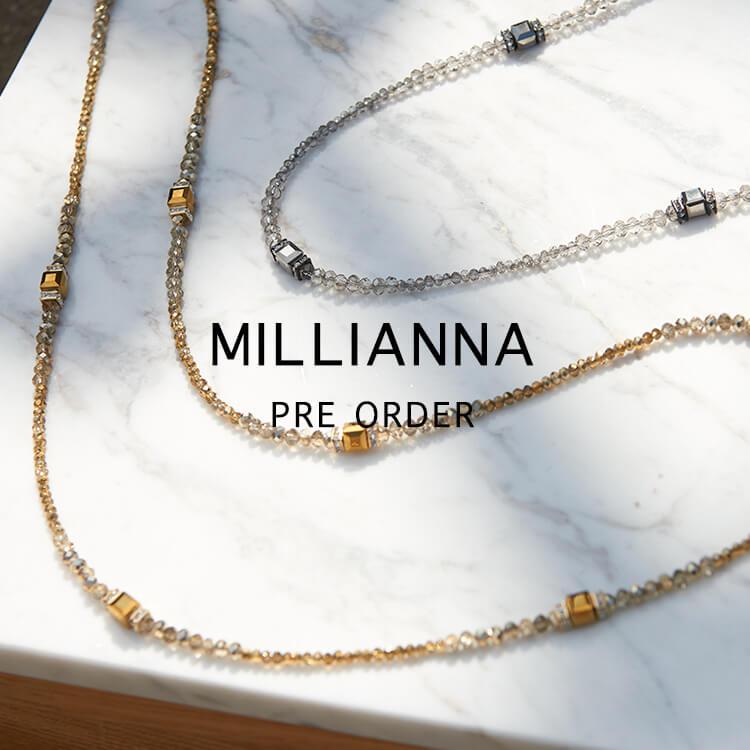MILLIANNA PRE ORDER -online limited-