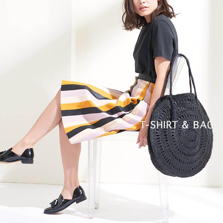 T-SHIRT & BAG