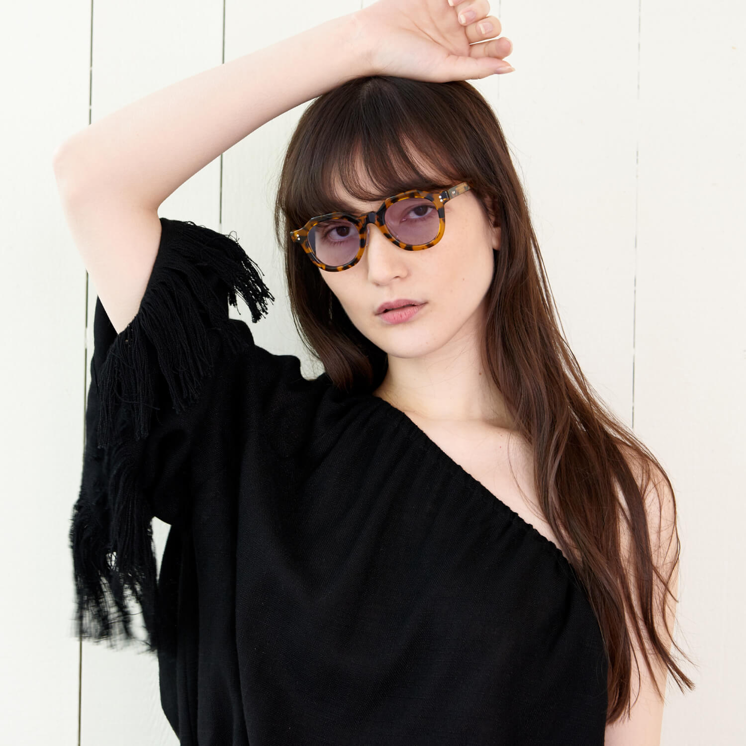 SUNGLASSES 21,500円+tax/GUEPARD
