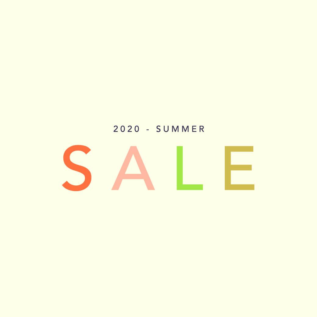 [PALCLOSET]2020 SUMMER SALE スタート!