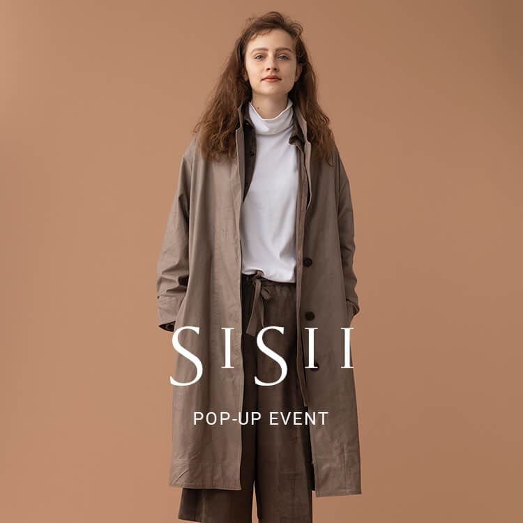 Sisii POP-UP EVENT