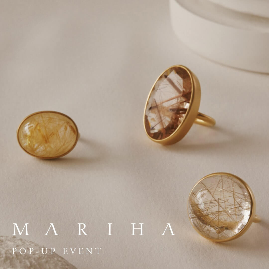 MARIHA POP-UP EVENT -shinjuku-