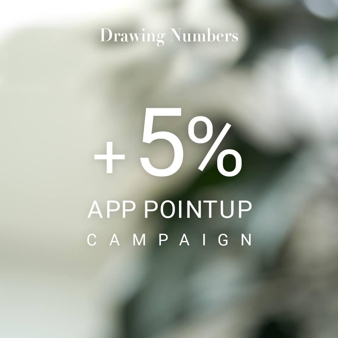 《期間限定》+5% POINT UP!!