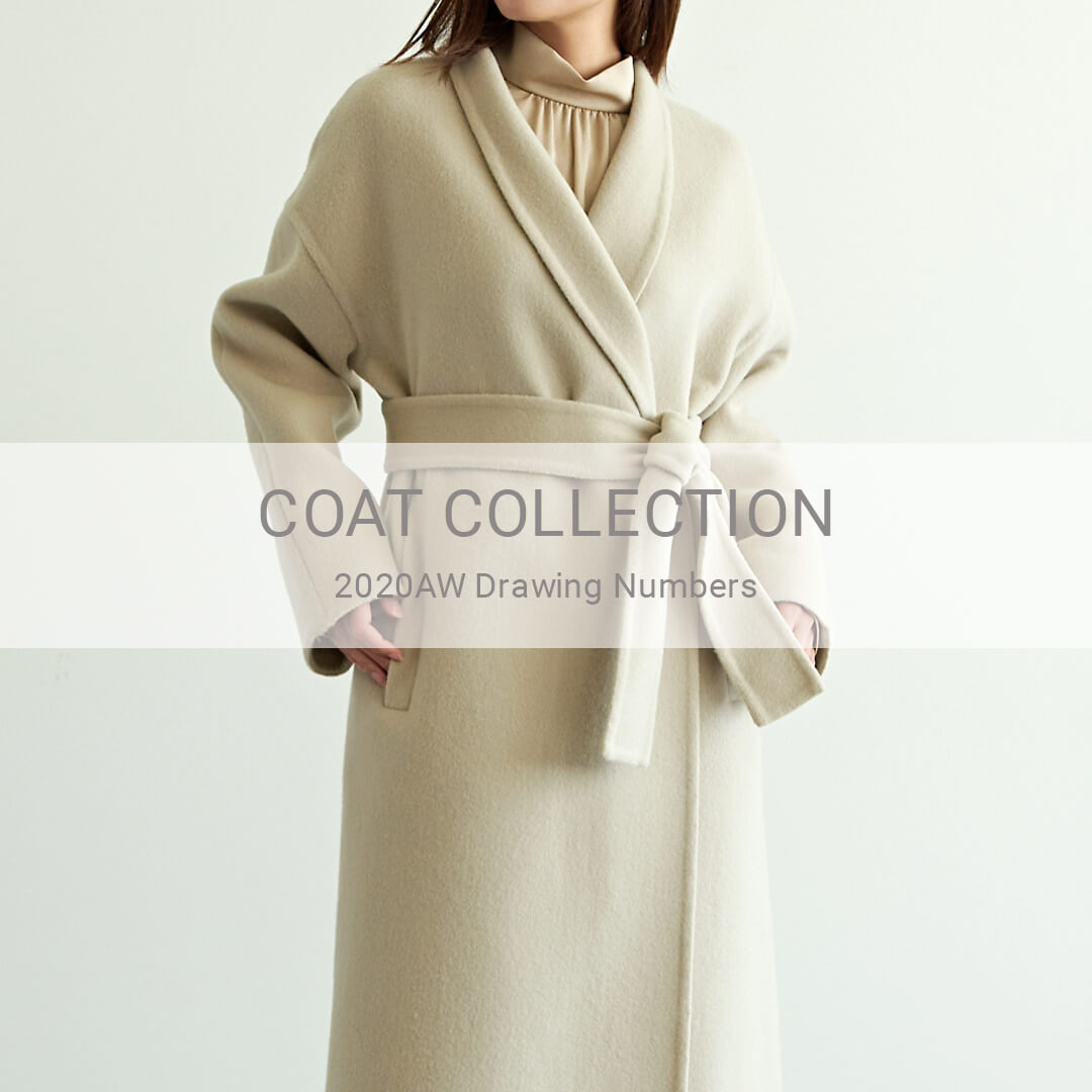 2020AW COAT COLLECTION