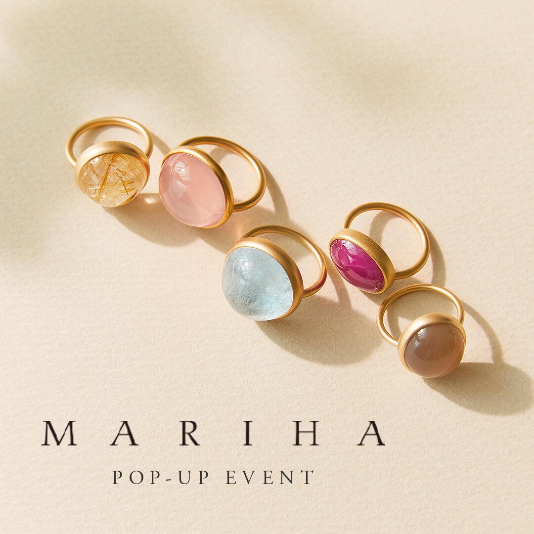 MARIHA POP-UP EVENT @shinjuku