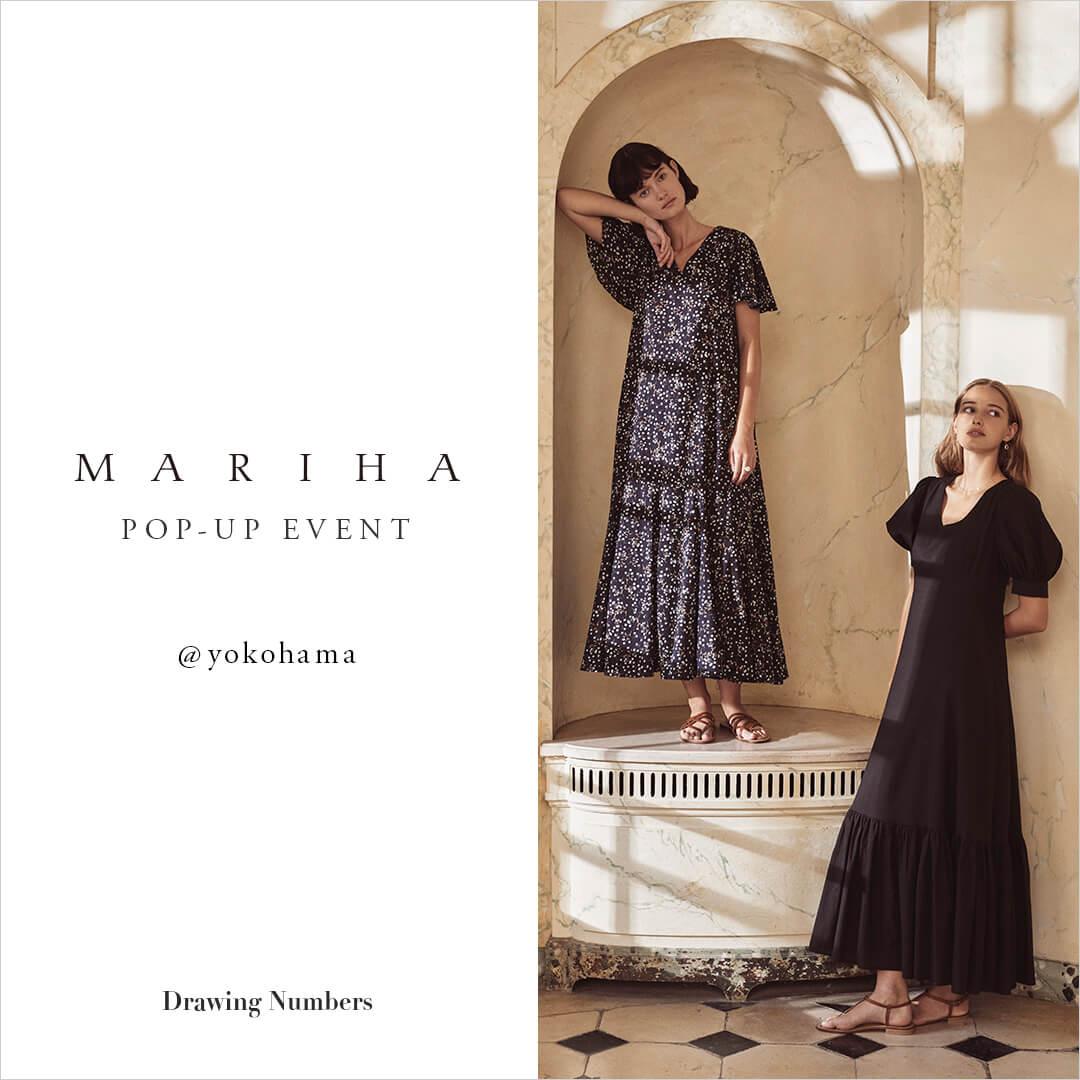 MARIHA Dress Collection POP-UP @yokohama