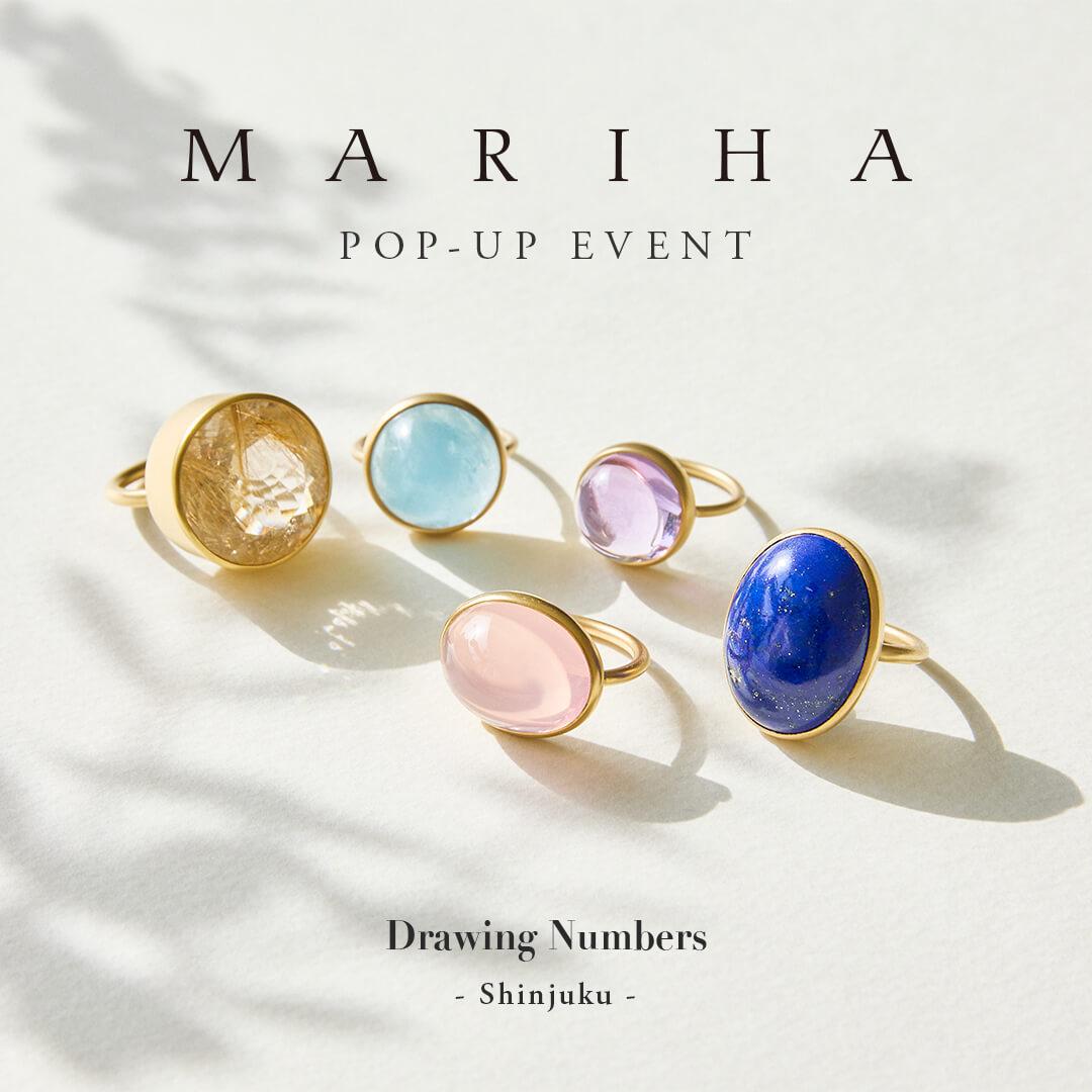MARIHA jewelry POP-UP @shinjuku